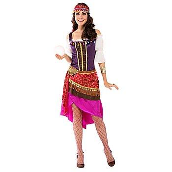 Wahrsagerin-Kleid für Damen
