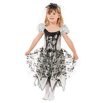 Robe 'mariée fantôme' pour enfants