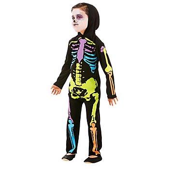 Skelett-Overall für Kinder