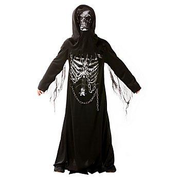 Schauriges Skelett-Kostüm für Kinder