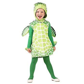 Déguisement 'tortue' pour enfants, vert/blanc