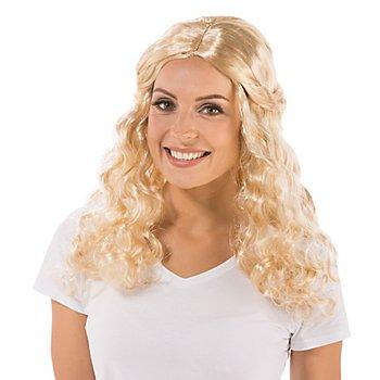 Lockenperücke 'Mara', blond