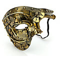"Masque Steampunk ""avenir"", or"