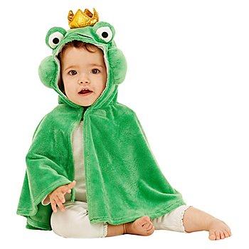 buttinette Froschkönig-Cape für Kleinkinder