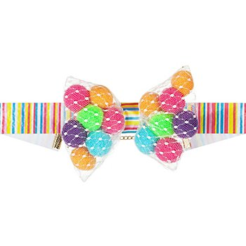 Collier 'Candy', multicolore