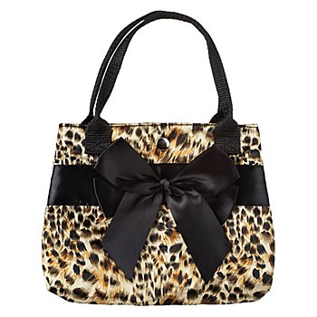 buttinette Tasche 'Leo-Look'