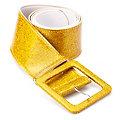 """Gürtel """"Glitter"""", gold"""