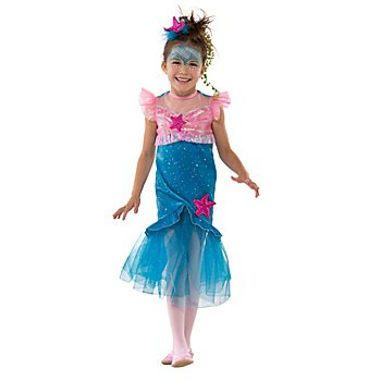 Meerjungfrau-Kostüm 'Annabella' für Kinder