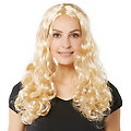 "Locken-Perücke ""Lara"", blond"