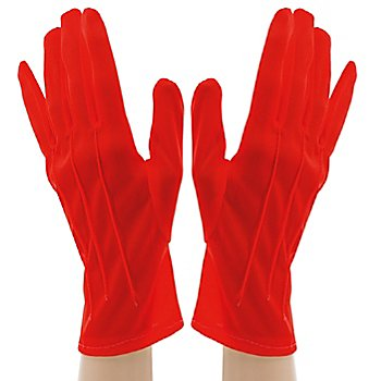 Handschuhe 'Claire', rot