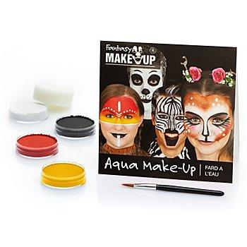 FANTASY Kit maquillage à l'eau 'monde animalier'