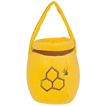 Sac 'pot de miel' buttinette, jaune/marron