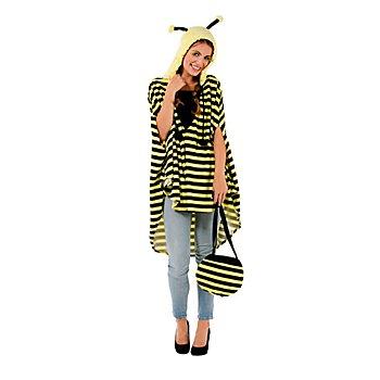 buttinette Bienenponcho für Sie & Ihn