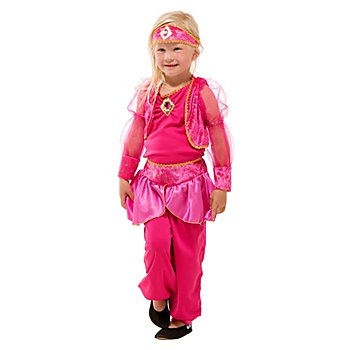 Bauchtänzerin 'Esmeralda' Kostüm für Kinder