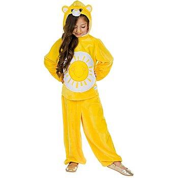 Sonnenscheinbärchi Kostüm für Kinder, gelb