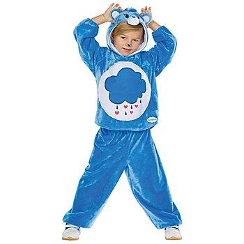 Déguisement 'Bisounours Grognon' pour enfants, bleu