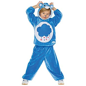 Brummbärchi Kostüm für Kinder, blau