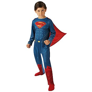 DC Comics Classic Superman Kostüm für Kinder