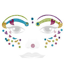 Klebetattoos Fur Fasching Online Kaufen Buttinette Karneval Shop