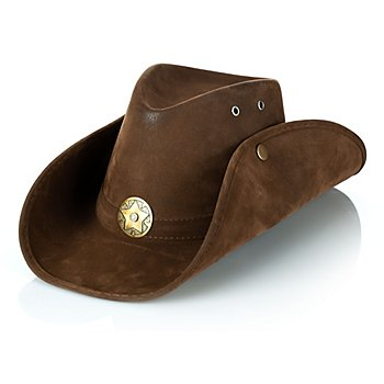 Cowboyhut 'Nevada', braun