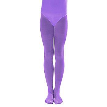Collants pour enfants, violet
