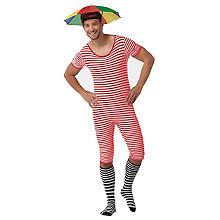 Ringel-Anzug 'Red Stripes' für SIE und IHN