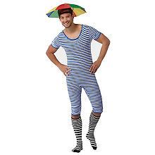 Ringel-Anzug 'Blue Stripes' für SIE und IHN