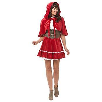 buttinette Waldmädchen-Kostüm 'Grete' für Damen