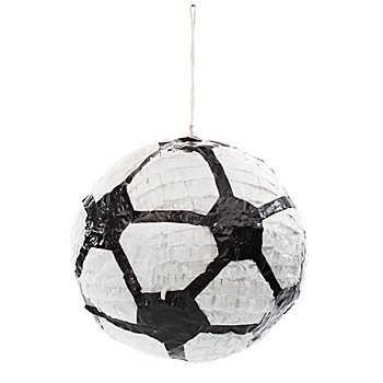 Piñata 'Fussball', 30 cm Ø