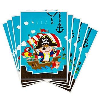 Tütchen 'Piratenparty', 8 Stück