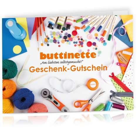 Buttinete Gutschein